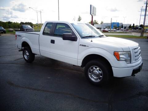 2012 Ford F-150 for sale at STEINKE AUTO INC. in Clintonville WI