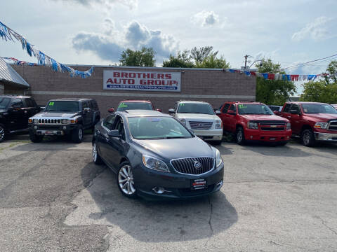 2013 Buick Verano for sale at Brothers Auto Group in Youngstown OH