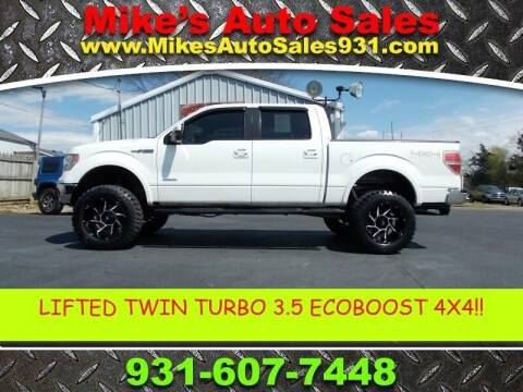 2013 Ford F-150 for sale at Mike's Auto Sales in Shelbyville TN