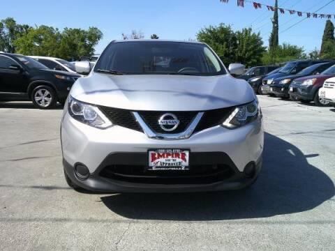 2017 Nissan Rogue Sport for sale at Empire Auto Sales in Modesto CA