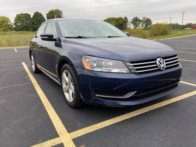 2012 Volkswagen Passat for sale at Quality Motors Inc in Indianapolis IN