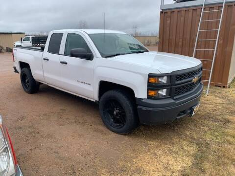 2014 Chevrolet Silverado 1500 for sale at Yachs Auto Sales and Service in Ringle WI