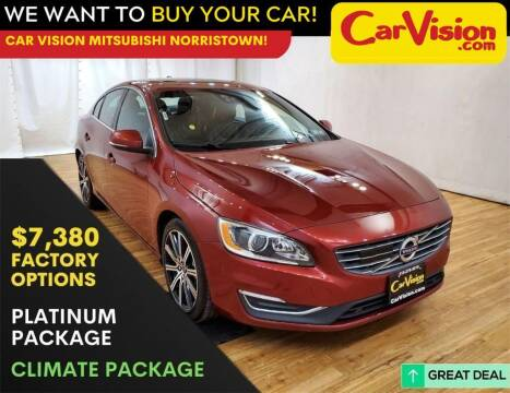 2016 Volvo S60 for sale at Car Vision Mitsubishi Norristown in Trooper PA
