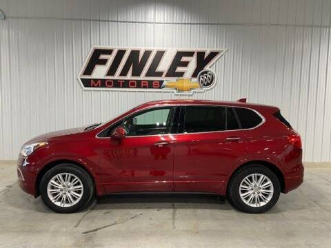 2017 Buick Envision for sale at Finley Motors in Finley ND
