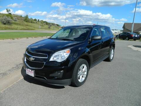 2015 Chevrolet Equinox for sale at Dick Nelson Sales & Leasing in Valley City ND