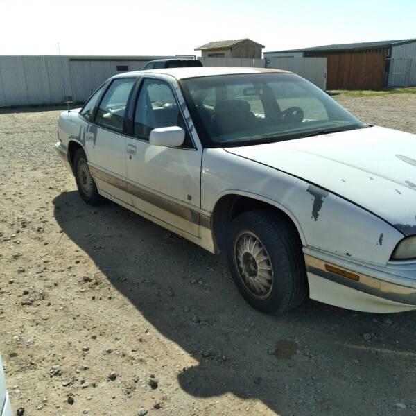 1994 Buick Regal for sale at BENHAM AUTO INC in Lubbock TX
