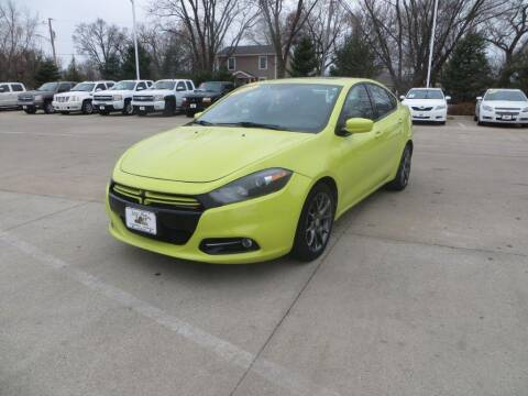 2013 Dodge Dart for sale at Aztec Motors in Des Moines IA