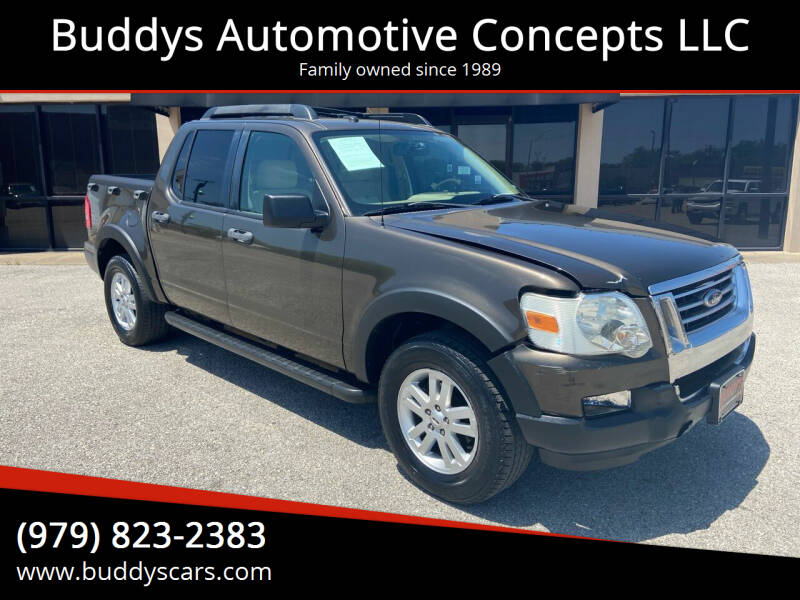 2008 Ford Explorer Sport Trac for sale in Bryan, TX