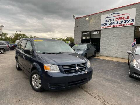 2008 Dodge Grand Caravan for sale at Auto Deals in Roselle IL