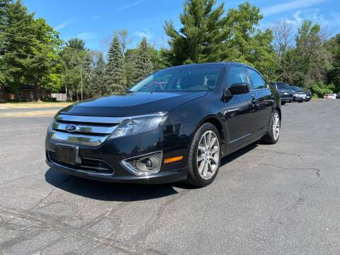 2012 Ford Fusion for sale at Northstar Auto Sales LLC in Ham Lake MN