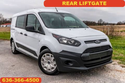 2014 Ford Transit Connect Cargo for sale at Fruendly Auto Source in Moscow Mills MO
