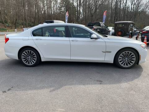 2011 BMW 7 Series for sale at Buddy's Auto Inc in Pendleton SC