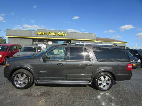 2007 Ford Expedition EL for sale at MIRA AUTO SALES in Cincinnati OH