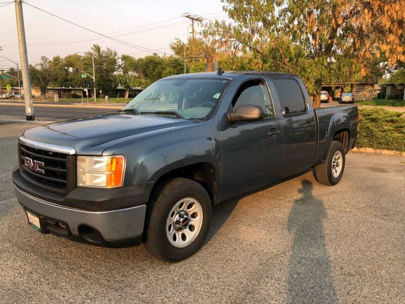 2008 GMC Sierra 1500 for sale at All Cars & Trucks in North Highlands CA