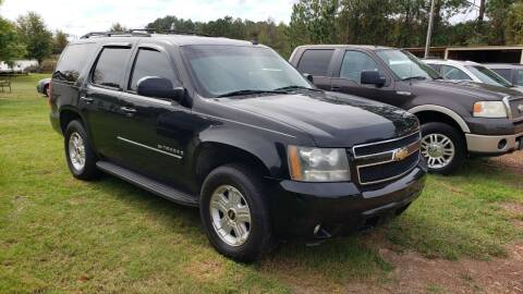 2009 Chevrolet Tahoe for sale at Lakeview Auto Sales LLC in Sycamore GA