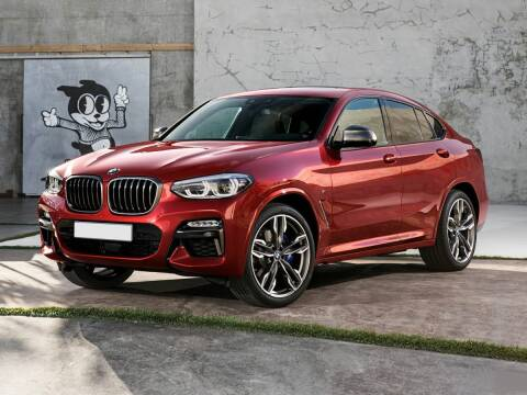 2021 BMW X4 for sale at BMW OF NEWPORT in Middletown RI