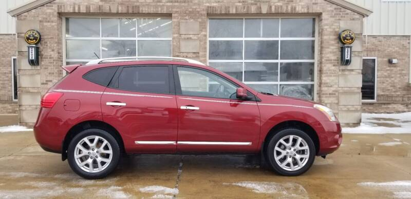 2013 Nissan Rogue for sale at Hampshire Motor Sales Inc. in Hampshire IL