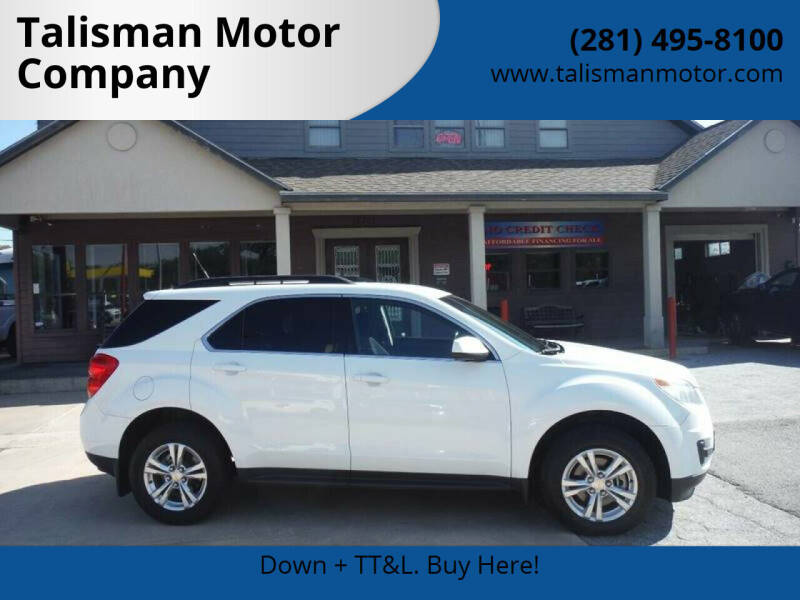2011 Chevrolet Equinox for sale at Don Jacobson Automobiles in Houston TX