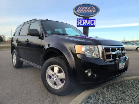 2009 Ford Escape for sale at Monkey Motors in Faribault MN