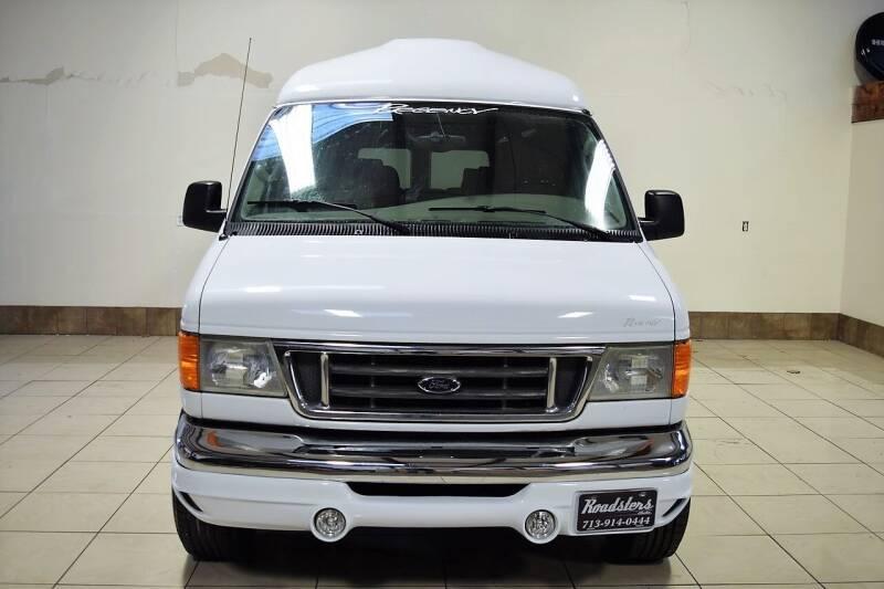 2007 Ford E-Series Cargo E-150 3dr Cargo 138 in. WB - Houston TX