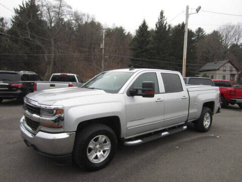 2016 Chevrolet Silverado 1500 for sale at Auto Choice of Middleton in Middleton MA