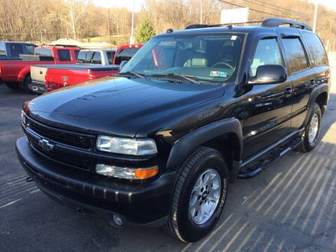 2005 Chevrolet Tahoe for sale at INTERNATIONAL AUTO SALES LLC in Latrobe PA