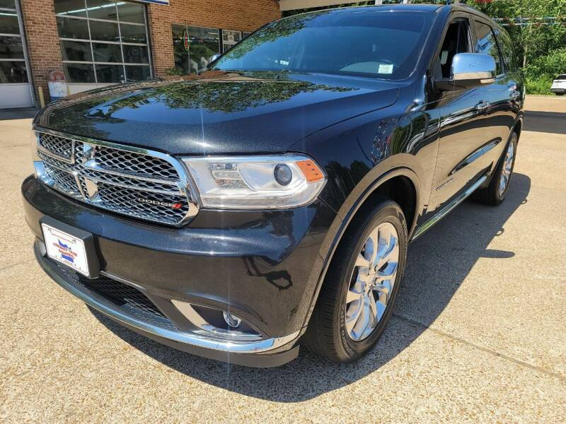2016 Dodge Durango for sale at County Seat Motors in Union MO