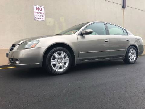 2006 Nissan Altima for sale at International Auto Sales in Hasbrouck Heights NJ