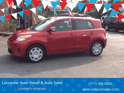 2009 Scion xD for sale at Lancaster Auto Detail & Auto Sales in Lancaster PA