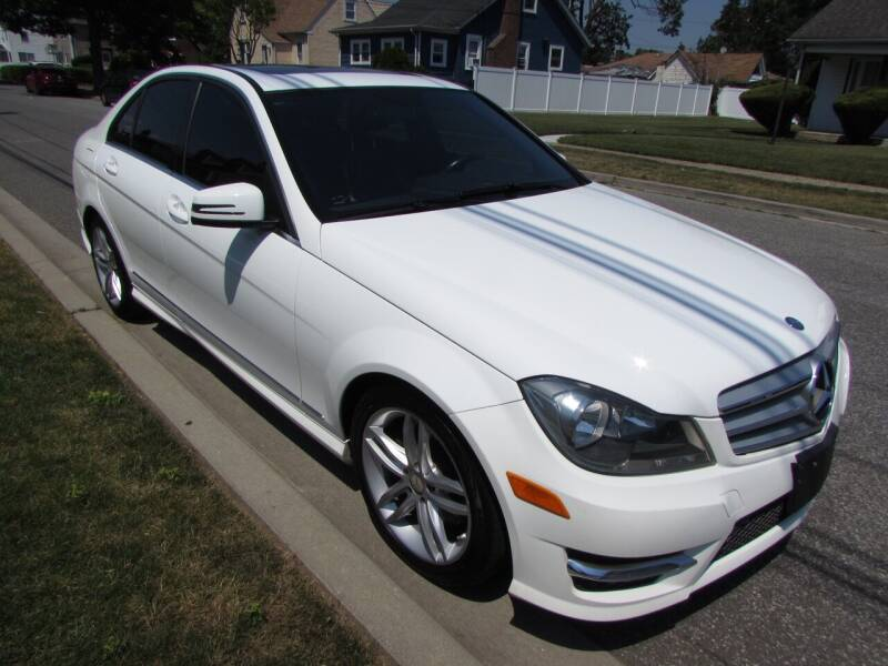 2013 Mercedes-Benz C-Class for sale at First Choice Automobile in Uniondale NY