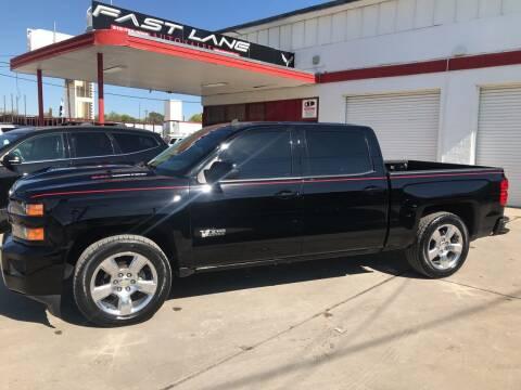 2014 Chevrolet Silverado 1500 for sale at FAST LANE AUTO SALES in San Antonio TX