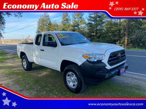 2018 Toyota Tacoma for sale at Economy Auto Sale in Modesto CA