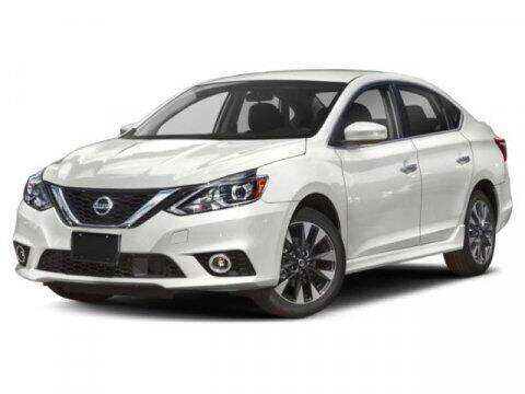 2019 Nissan Sentra for sale at Hawk Ford of St. Charles in St Charles IL