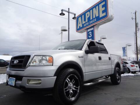 2004 Ford F-150 for sale at Alpine Auto Sales in Salt Lake City UT