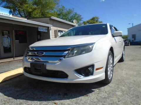 2010 Ford Fusion Hybrid for sale at New Gen Motors in Lakeland FL