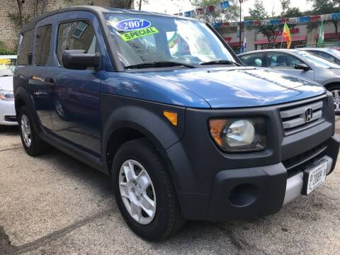 2007 Honda Element for sale at 5 Stars Auto Service and Sales in Chicago IL