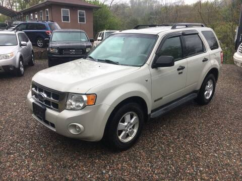 2008 Ford Escape for sale at R C MOTORS in Vilas NC