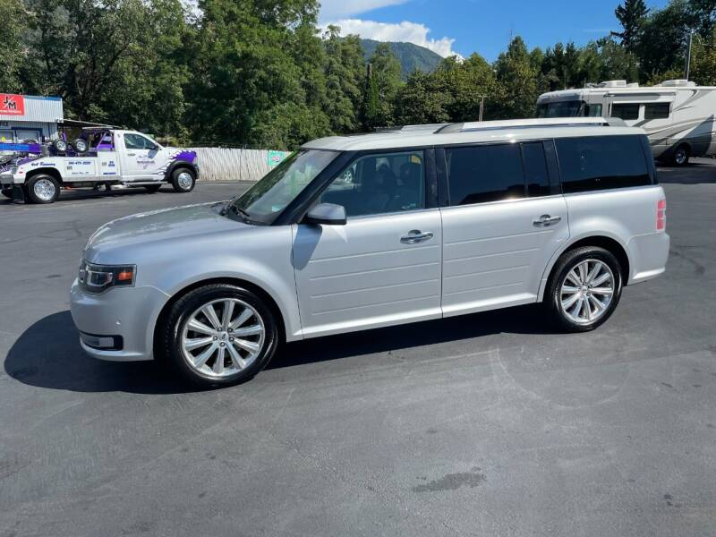 2013 Ford Flex for sale at 3 BOYS CLASSIC TOWING and Auto Sales in Grants Pass OR