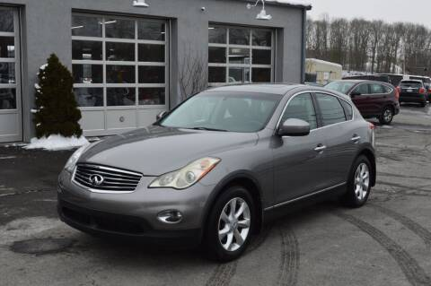 2010 Infiniti EX35 for sale at LARIN AUTO in Norwood MA