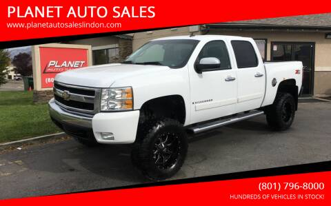 2008 Chevrolet Silverado 1500 for sale at PLANET AUTO SALES in Lindon UT