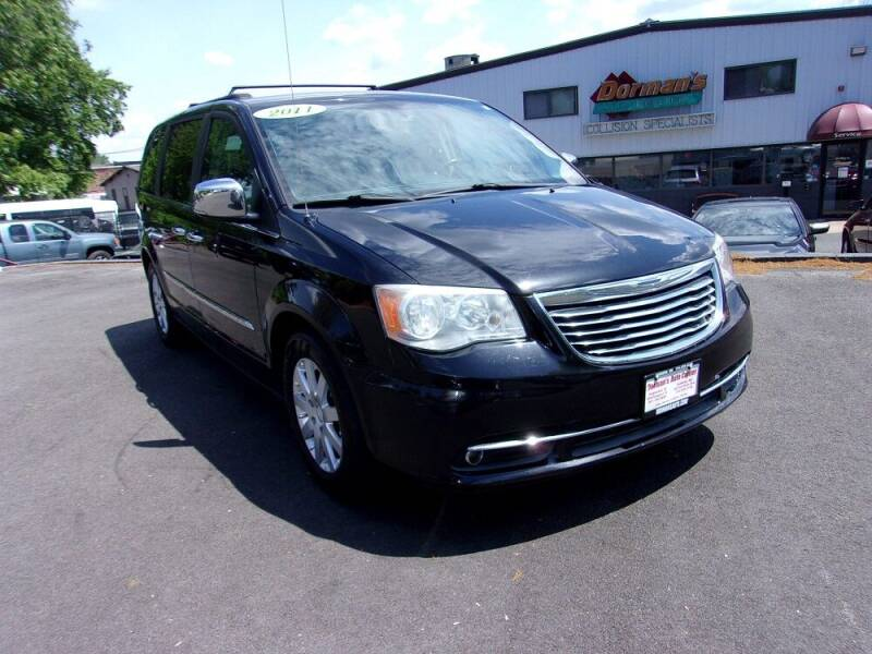 2011 Chrysler Town and Country for sale at Dorman's Auto Center inc. in Pawtucket RI