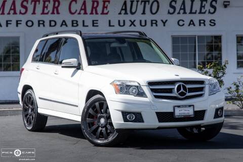 2010 Mercedes-Benz GLK for sale at Mastercare Auto Sales in San Marcos CA