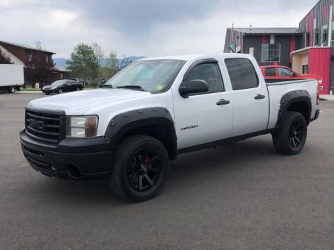 2012 GMC Sierra 1500 for sale at Snyder Motors Inc in Bozeman MT