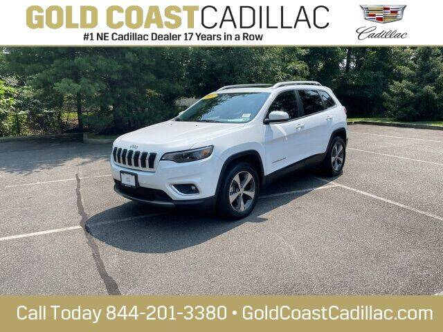 2019 Jeep Cherokee for sale at Gold Coast Cadillac in Oakhurst NJ