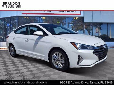 2020 Hyundai Elantra for sale at Brandon Mitsubishi in Tampa FL