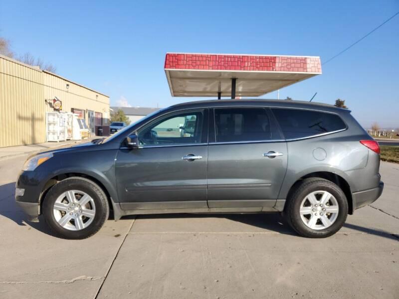 2010 Chevrolet Traverse for sale at Dakota Auto Inc. in Dakota City NE
