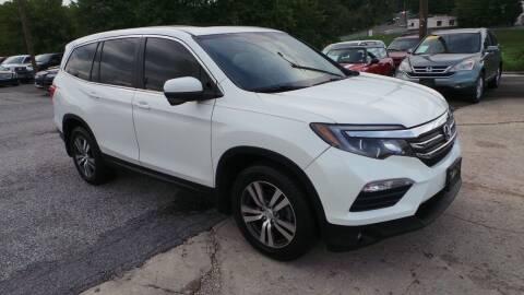 2016 Honda Pilot for sale at Unlimited Auto Sales in Upper Marlboro MD