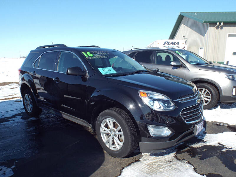 2016 Chevrolet Equinox for sale at G & K Supreme in Canton SD