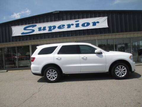 2019 Dodge Durango for sale at SUPERIOR CHRYSLER DODGE JEEP RAM FIAT in Henderson NC