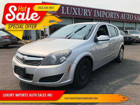 2008 Saturn Astra for sale at LUXURY IMPORTS AUTO SALES INC in North Branch MN